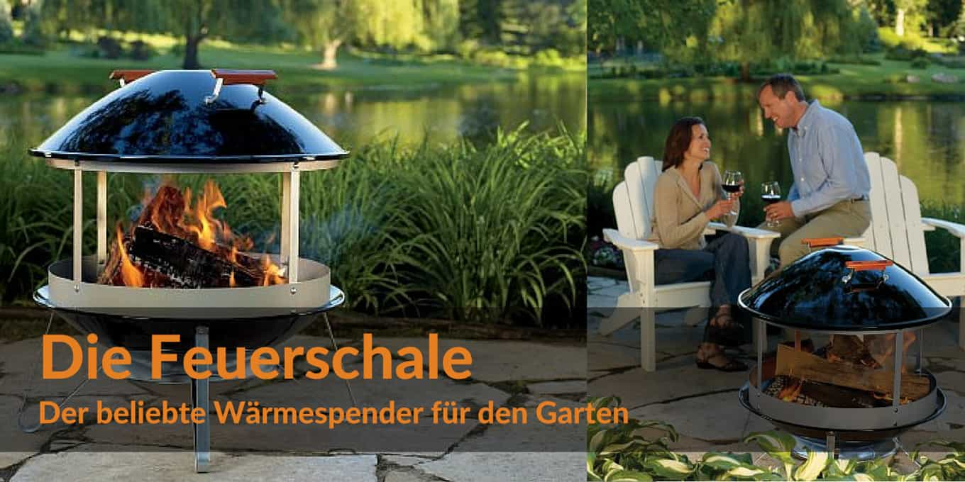 die feuerschale beliebter w rmespender f r den garten. Black Bedroom Furniture Sets. Home Design Ideas