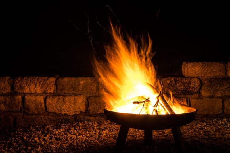 Die Feuerschale - Beliebter Wärmespender für den Garten